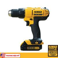 Máy khoan góc vặn vít dùng pin 14.4V Dewalt DCD734C2-B1