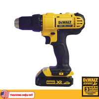 Máy khoan vặn vít pin Dewalt DCD771C2-B1