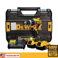 Máy khoan vặn vít động lực pin Dewalt DCD796M2-B1