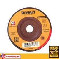 Đá mài kim loại 100 x 6 x 16mm Dewalt DWA4500IA-B1