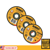 Đá cắt kim loại 125x3x22mm Dewalt DWA4522-B1