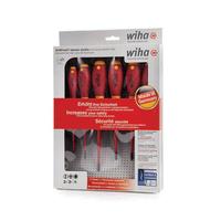 Bộ 6 chiếc tua vít cách điện chuyên nghiệp Wiha 38362