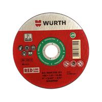 Đá cắt inox 100mmx1.0 Wurth 0669230101