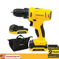 Máy khoan pin 10V Stanley SCD12S2-B1
