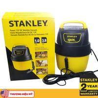 Máy hút bụi ướt, khô 12V cầm tay dùng cho ôtô Stanley SL18125DC