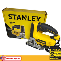 Máy cưa lọng 650W Stanley STEL345-B1