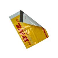 Túi bao thư Lotus 23x32cm Trắng/Đen 1 đường niêm phong