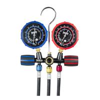 Đồng hồ đo áp suất gas đôi Tasco TB140SM II
