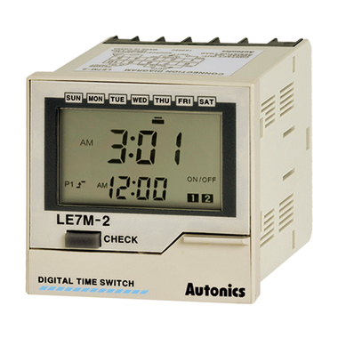 Bộ định thời Autonics LE7M-2