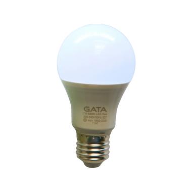 Bóng đèn LED 10W đuôi E27 Gata TL01-10W ánh sáng vàng