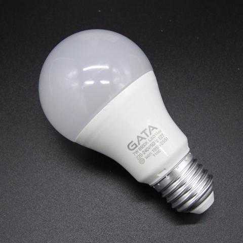 Bóng đèn Led 7W đuôi E27 Gata TL01-7D ánh sáng trắng