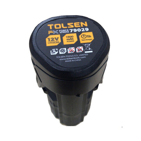 Pin dự phòng máy 79023 và 79025 X-tip Tolsen 79029