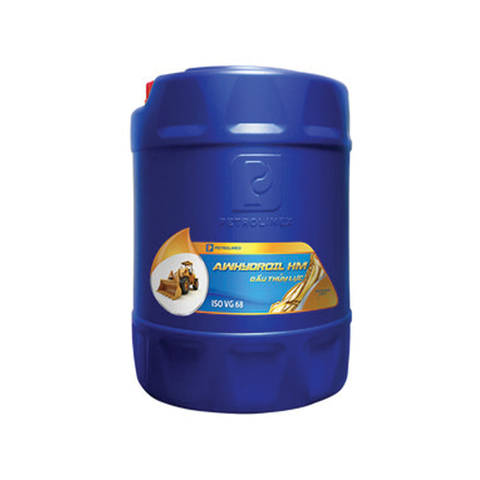 Dầu thủy lực Petrolimex AW Hydroil 32 - Thùng 18L